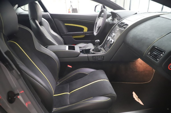 Used 2017 Aston Martin V12 Vantage S for sale $185,900 at Pagani of Greenwich in Greenwich CT 06830 19