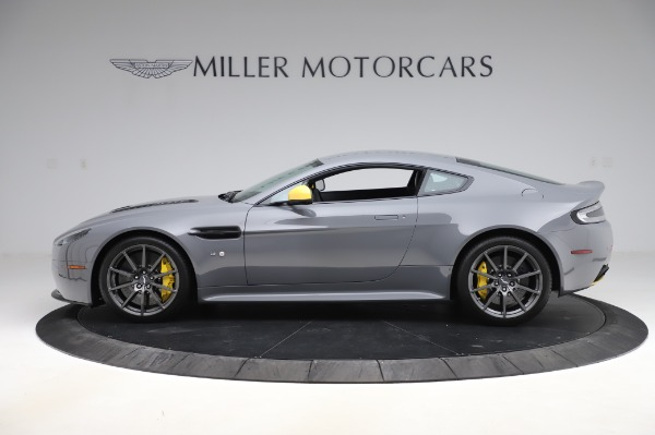 Used 2017 Aston Martin V12 Vantage S for sale $185,900 at Pagani of Greenwich in Greenwich CT 06830 2