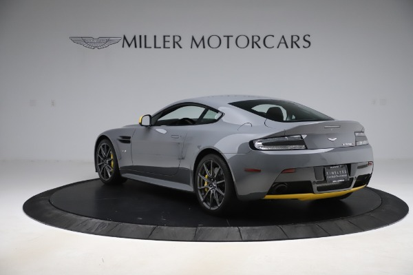 Used 2017 Aston Martin V12 Vantage S for sale $185,900 at Pagani of Greenwich in Greenwich CT 06830 4