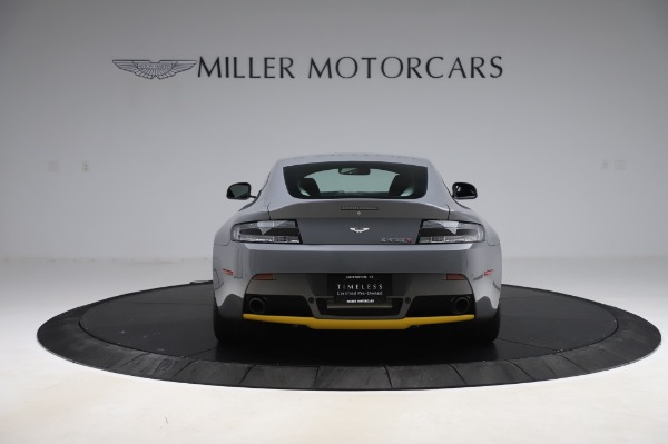 Used 2017 Aston Martin V12 Vantage S for sale $185,900 at Pagani of Greenwich in Greenwich CT 06830 5