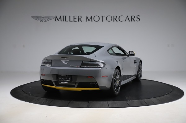 Used 2017 Aston Martin V12 Vantage S for sale $185,900 at Pagani of Greenwich in Greenwich CT 06830 6