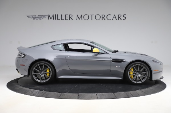 Used 2017 Aston Martin V12 Vantage S for sale $185,900 at Pagani of Greenwich in Greenwich CT 06830 8