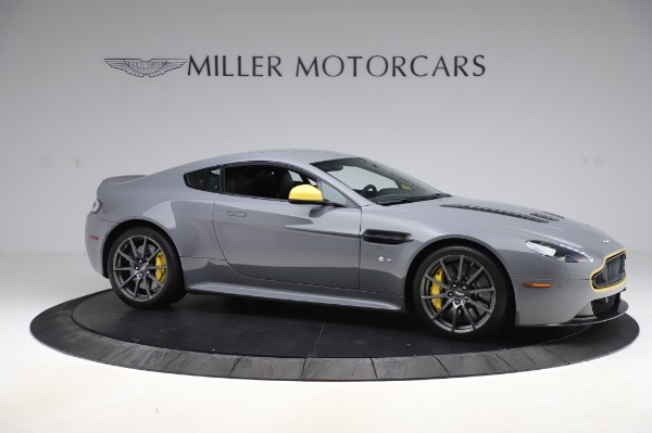 Used 2017 Aston Martin V12 Vantage S for sale $185,900 at Pagani of Greenwich in Greenwich CT 06830 9