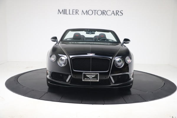 Used 2014 Bentley Continental GTC V8 S for sale $109,900 at Pagani of Greenwich in Greenwich CT 06830 10