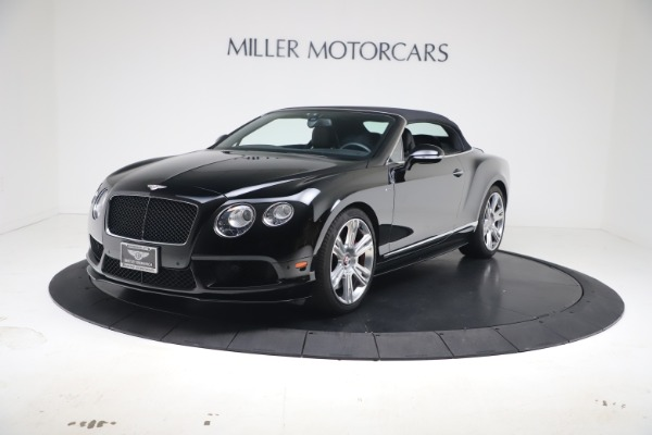 Used 2014 Bentley Continental GTC V8 S for sale $109,900 at Pagani of Greenwich in Greenwich CT 06830 11