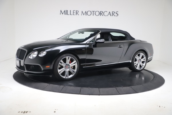 Used 2014 Bentley Continental GTC V8 S for sale $109,900 at Pagani of Greenwich in Greenwich CT 06830 12