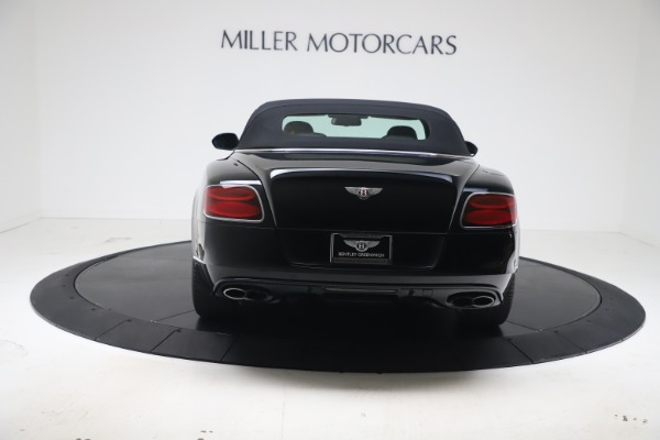 Used 2014 Bentley Continental GT V8 S for sale $109,900 at Pagani of Greenwich in Greenwich CT 06830 15