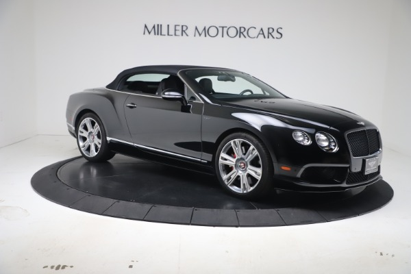 Used 2014 Bentley Continental GTC V8 S for sale $109,900 at Pagani of Greenwich in Greenwich CT 06830 18