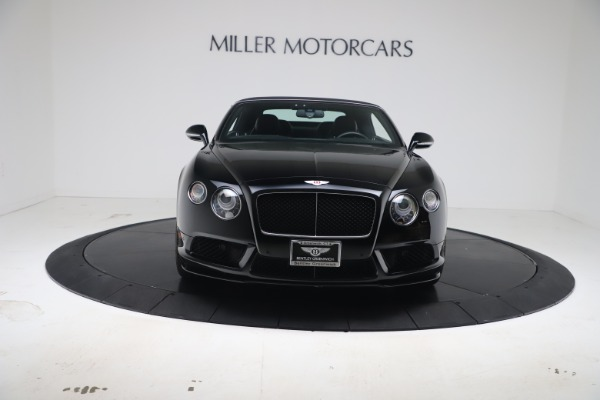 Used 2014 Bentley Continental GTC V8 S for sale $109,900 at Pagani of Greenwich in Greenwich CT 06830 20