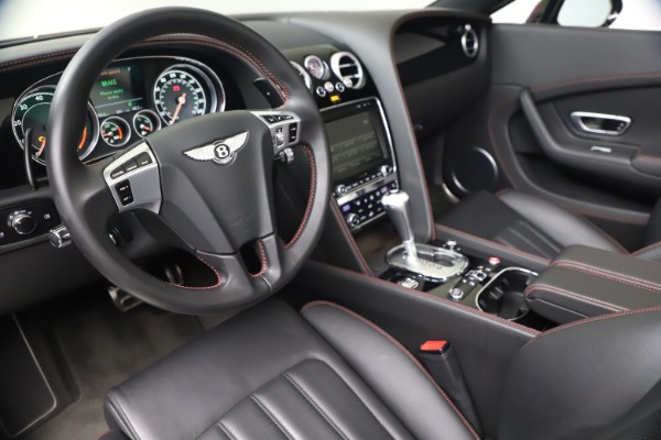 Used 2014 Bentley Continental GT V8 S for sale $109,900 at Pagani of Greenwich in Greenwich CT 06830 24