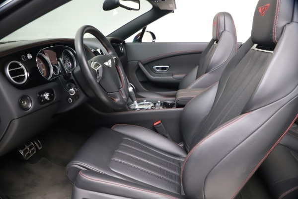Used 2014 Bentley Continental GT V8 S for sale $114,800 at Pagani of Greenwich in Greenwich CT 06830 25