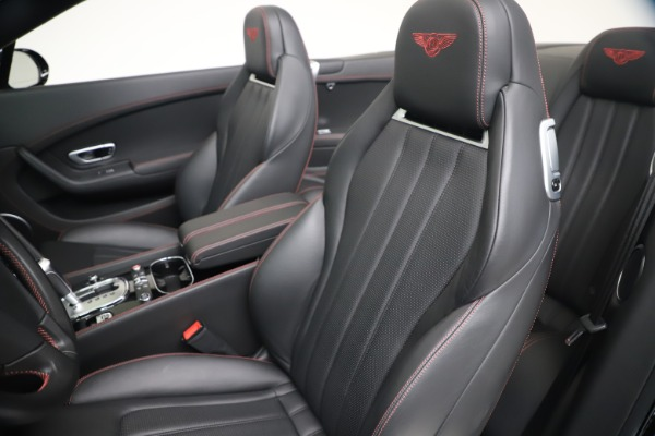 Used 2014 Bentley Continental GT V8 S for sale $114,800 at Pagani of Greenwich in Greenwich CT 06830 26