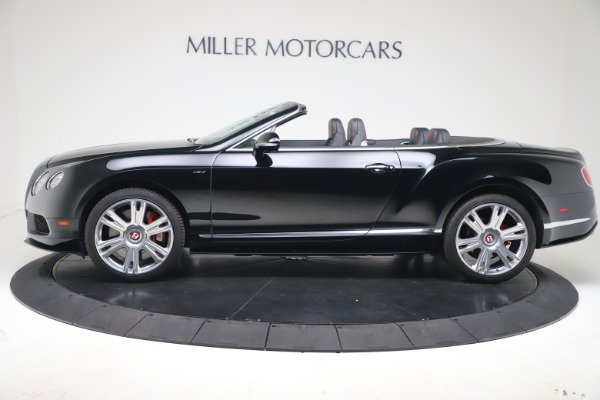 Used 2014 Bentley Continental GTC V8 S for sale $109,900 at Pagani of Greenwich in Greenwich CT 06830 3