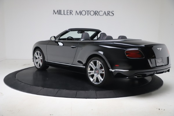Used 2014 Bentley Continental GT V8 S for sale $109,900 at Pagani of Greenwich in Greenwich CT 06830 4