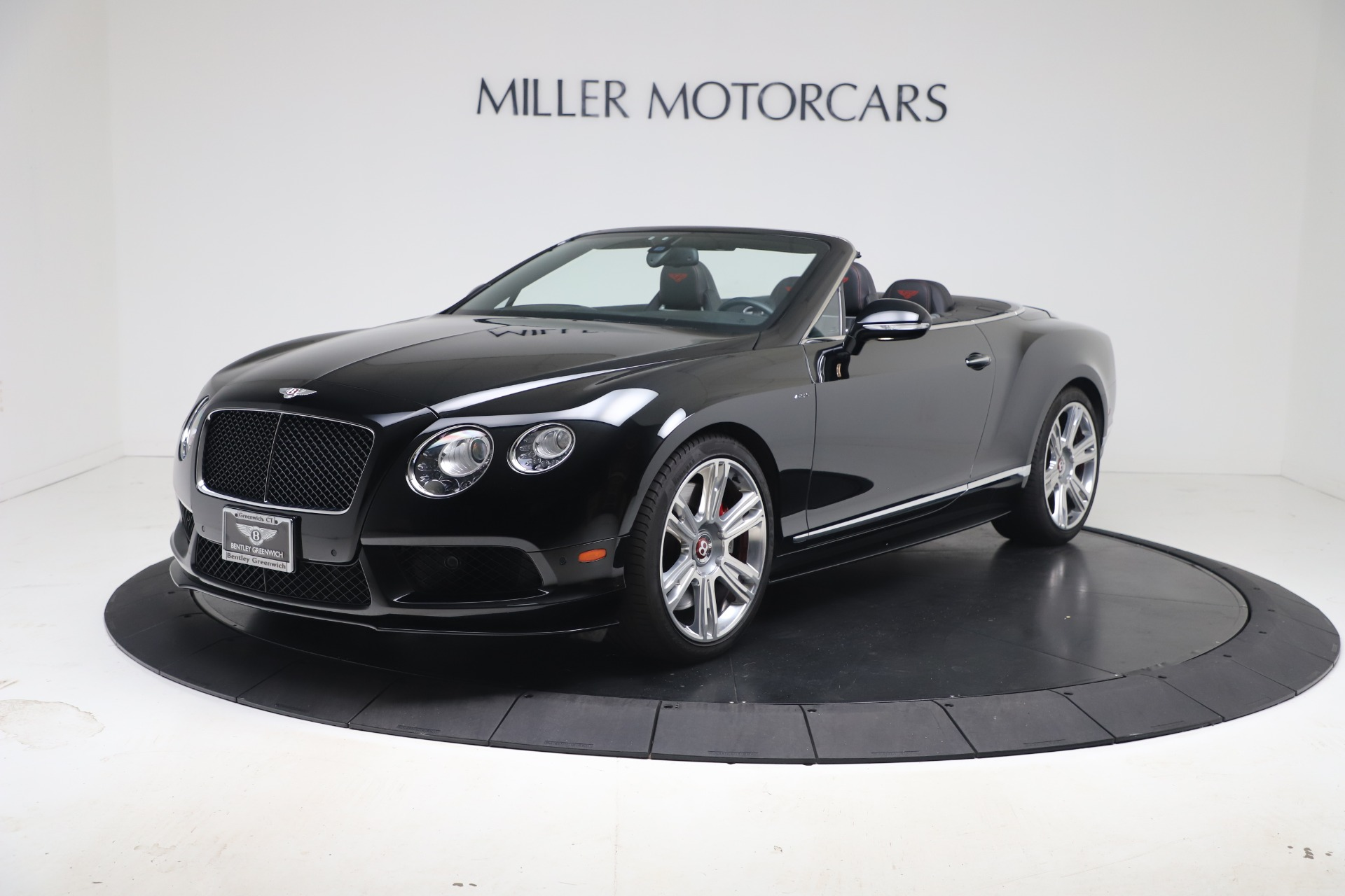 Used 2014 Bentley Continental GT V8 S for sale $109,900 at Pagani of Greenwich in Greenwich CT 06830 1