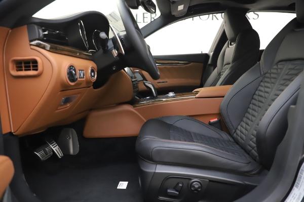 New 2020 Maserati Quattroporte S Q4 GranSport for sale $125,085 at Pagani of Greenwich in Greenwich CT 06830 15