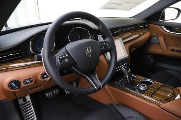 New 2020 Maserati Quattroporte S Q4 GranSport for sale $125,085 at Pagani of Greenwich in Greenwich CT 06830 16