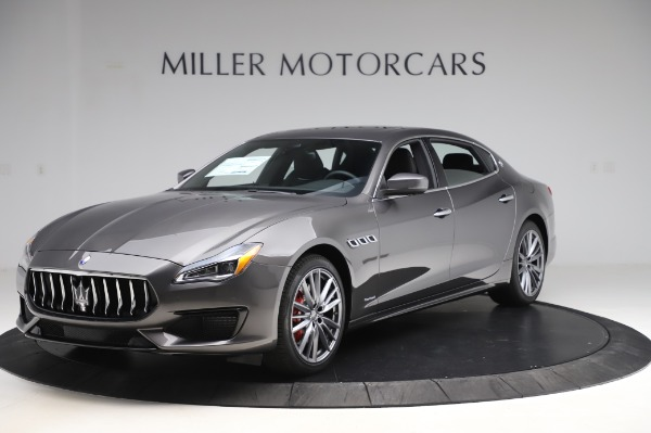 New 2020 Maserati Quattroporte S Q4 GranSport for sale $125,085 at Pagani of Greenwich in Greenwich CT 06830 2