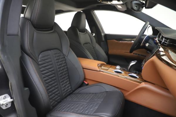 New 2020 Maserati Quattroporte S Q4 GranSport for sale $125,085 at Pagani of Greenwich in Greenwich CT 06830 22