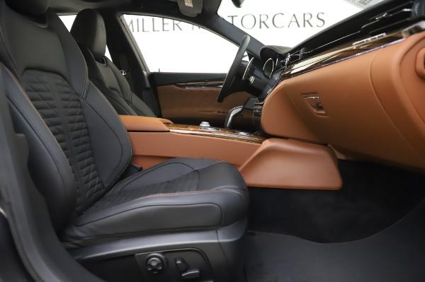 New 2020 Maserati Quattroporte S Q4 GranSport for sale $125,085 at Pagani of Greenwich in Greenwich CT 06830 23