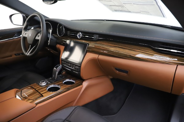 New 2020 Maserati Quattroporte S Q4 GranSport for sale $125,085 at Pagani of Greenwich in Greenwich CT 06830 24