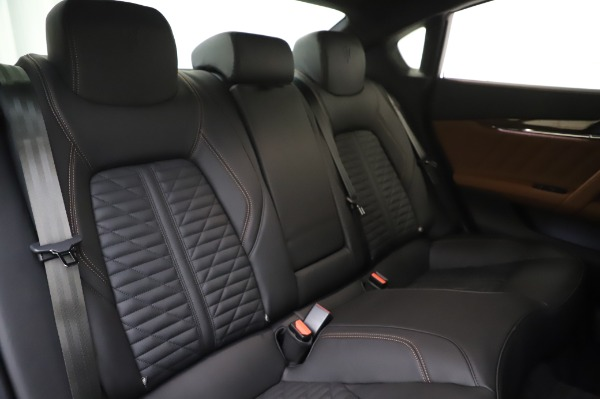 New 2020 Maserati Quattroporte S Q4 GranSport for sale $125,085 at Pagani of Greenwich in Greenwich CT 06830 27