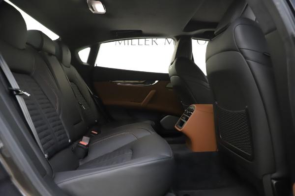 New 2020 Maserati Quattroporte S Q4 GranSport for sale $125,085 at Pagani of Greenwich in Greenwich CT 06830 28