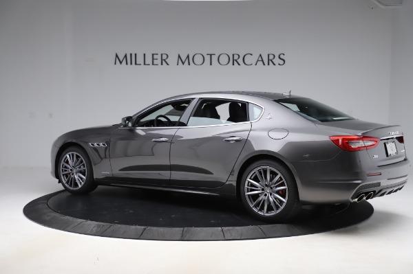 New 2020 Maserati Quattroporte S Q4 GranSport for sale $125,085 at Pagani of Greenwich in Greenwich CT 06830 4