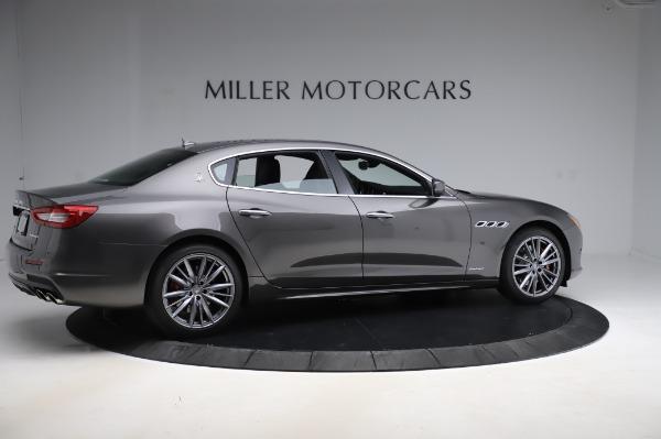 New 2020 Maserati Quattroporte S Q4 GranSport for sale $125,085 at Pagani of Greenwich in Greenwich CT 06830 8