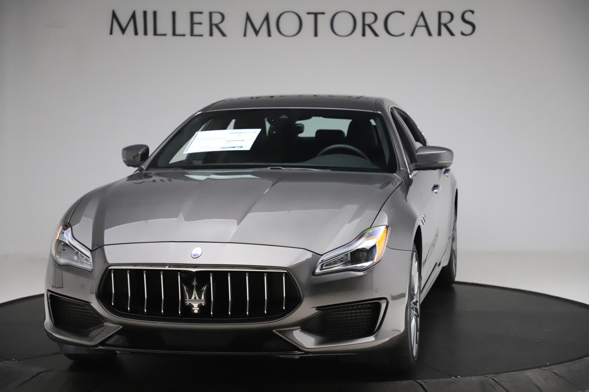 New 2020 Maserati Quattroporte S Q4 GranSport for sale $125,085 at Pagani of Greenwich in Greenwich CT 06830 1