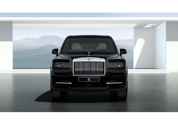 New 2021 Rolls-Royce Cullinan for sale $376,075 at Pagani of Greenwich in Greenwich CT 06830 2