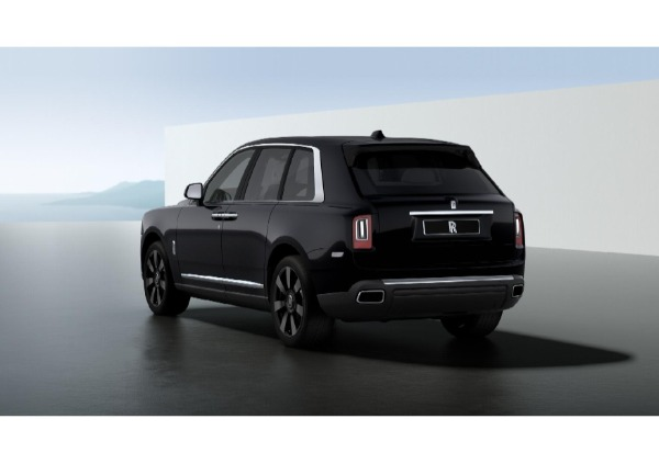 New 2021 Rolls-Royce Cullinan Base for sale $376,075 at Pagani of Greenwich in Greenwich CT 06830 3