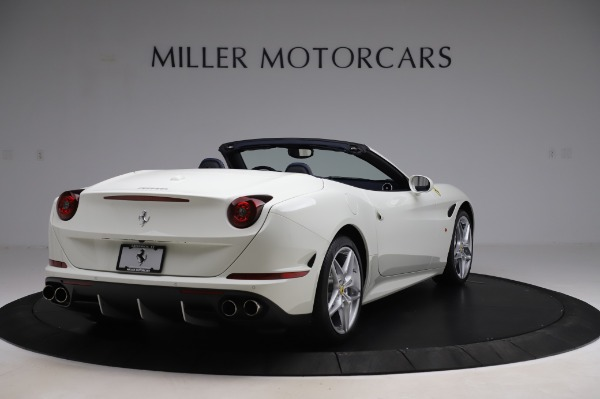 Used 2016 Ferrari California T for sale Sold at Pagani of Greenwich in Greenwich CT 06830 8