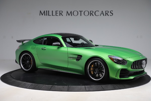 Used 2019 Mercedes-Benz AMG GT R for sale $155,900 at Pagani of Greenwich in Greenwich CT 06830 10