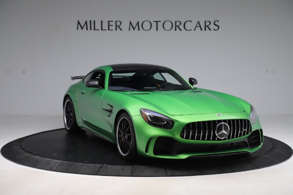Used 2019 Mercedes-Benz AMG GT R for sale $155,900 at Pagani of Greenwich in Greenwich CT 06830 11