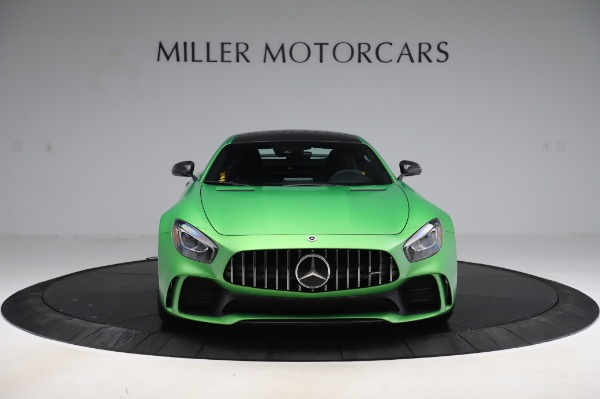Used 2019 Mercedes-Benz AMG GT R for sale $155,900 at Pagani of Greenwich in Greenwich CT 06830 12