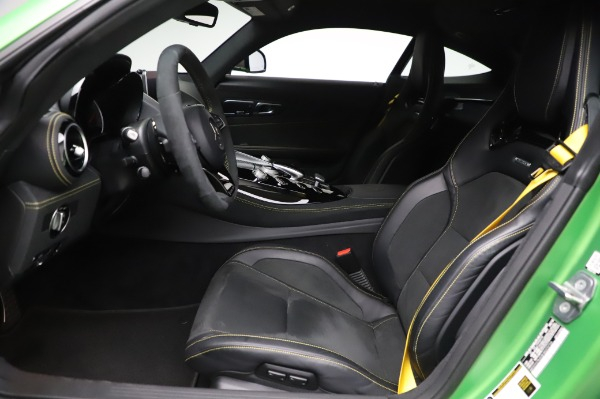 Used 2019 Mercedes-Benz AMG GT R for sale $155,900 at Pagani of Greenwich in Greenwich CT 06830 14