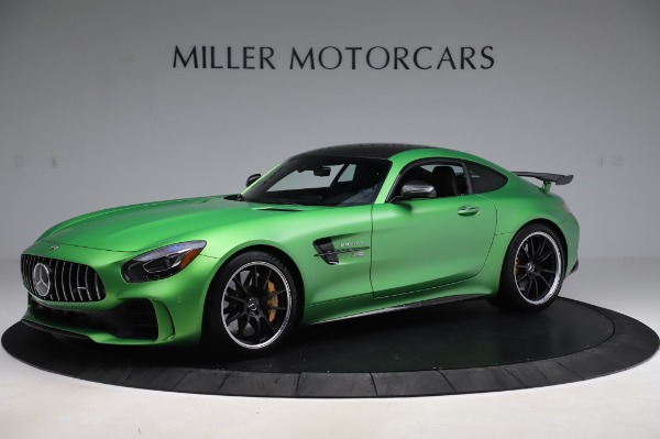 Used 2019 Mercedes-Benz AMG GT R for sale $155,900 at Pagani of Greenwich in Greenwich CT 06830 2