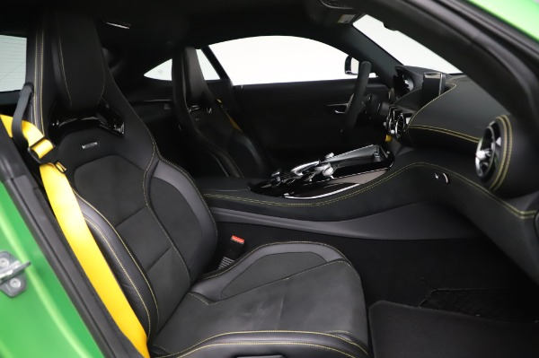 Used 2019 Mercedes-Benz AMG GT R for sale $155,900 at Pagani of Greenwich in Greenwich CT 06830 20