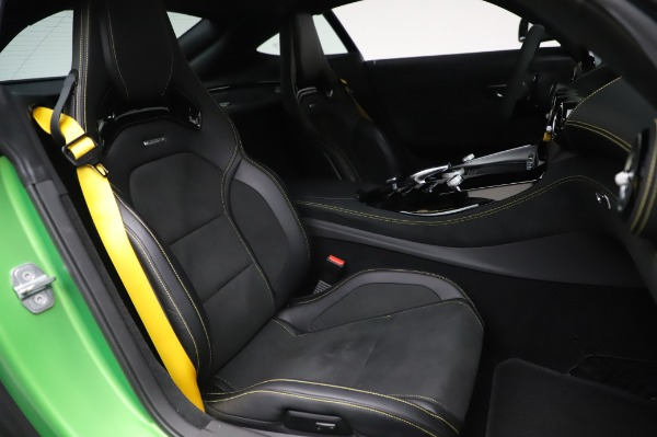 Used 2019 Mercedes-Benz AMG GT R for sale $155,900 at Pagani of Greenwich in Greenwich CT 06830 21