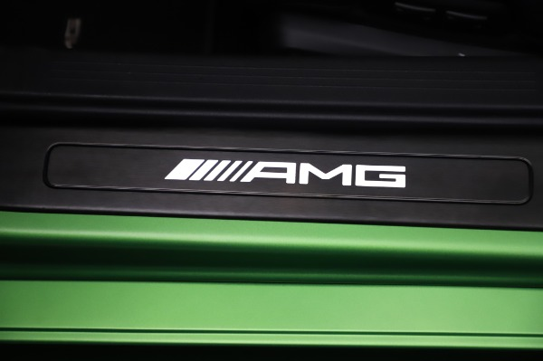 Used 2019 Mercedes-Benz AMG GT R for sale $155,900 at Pagani of Greenwich in Greenwich CT 06830 27