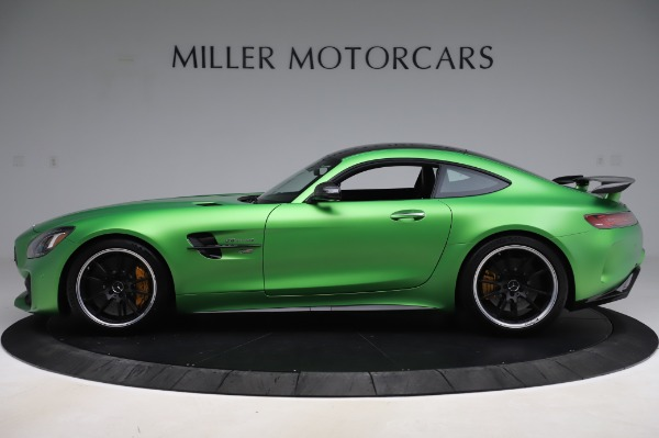 Used 2019 Mercedes-Benz AMG GT R for sale $155,900 at Pagani of Greenwich in Greenwich CT 06830 3