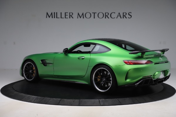Used 2019 Mercedes-Benz AMG GT R for sale $155,900 at Pagani of Greenwich in Greenwich CT 06830 4