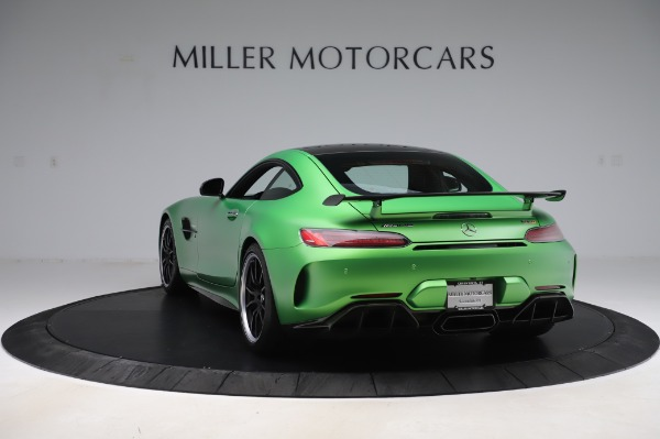 Used 2019 Mercedes-Benz AMG GT R for sale $155,900 at Pagani of Greenwich in Greenwich CT 06830 5