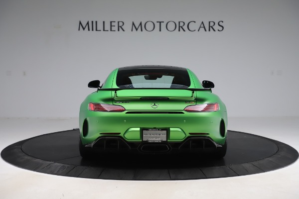Used 2019 Mercedes-Benz AMG GT R for sale $155,900 at Pagani of Greenwich in Greenwich CT 06830 6