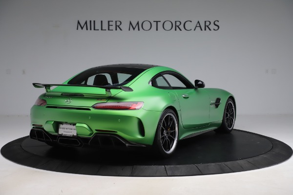 Used 2019 Mercedes-Benz AMG GT R for sale $155,900 at Pagani of Greenwich in Greenwich CT 06830 7