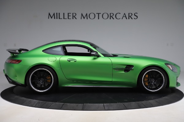 Used 2019 Mercedes-Benz AMG GT R for sale $155,900 at Pagani of Greenwich in Greenwich CT 06830 9