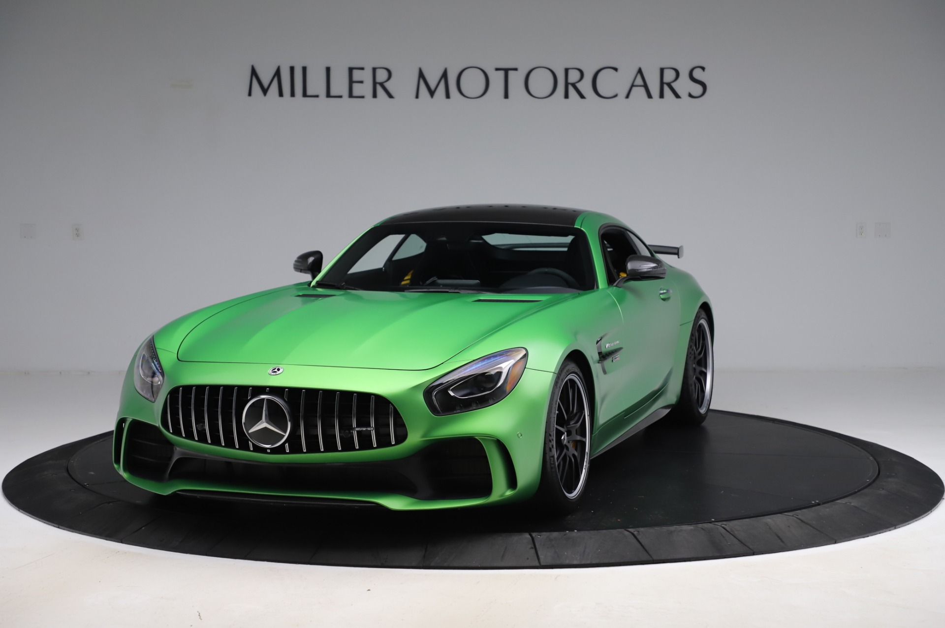 Used 2019 Mercedes-Benz AMG GT R for sale $155,900 at Pagani of Greenwich in Greenwich CT 06830 1