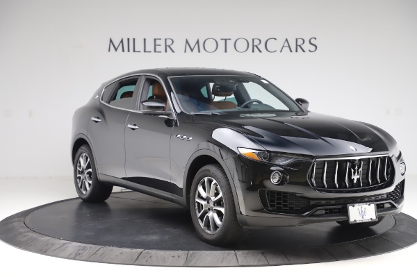 Used 2017 Maserati Levante Q4 for sale $51,900 at Pagani of Greenwich in Greenwich CT 06830 12