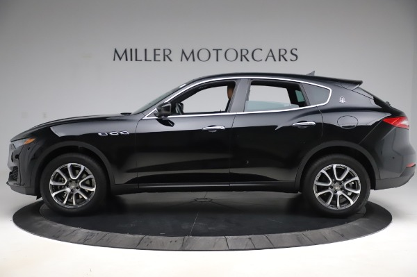 Used 2017 Maserati Levante Q4 for sale $51,900 at Pagani of Greenwich in Greenwich CT 06830 4